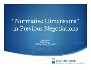 PriorNegotiations